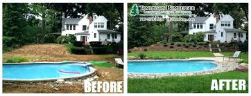 pool landscaping ideas cheap pool landscaping ideas large size of garden landscaping ideas
