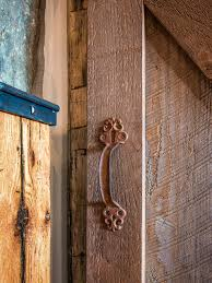 Barn Door Handle by Interior Design Barn Doors Recycled Pieces In Interior Design