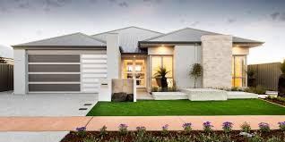 newtown single storey elevation western australia floor plans