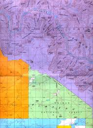 Lake Havasu Map Buy And Find Arizona Maps Bureau Of Land Management Statewide Index