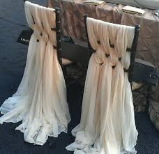 Chair Bows For Weddings How Much Fabric Would I Need To Complete This Look Weddings