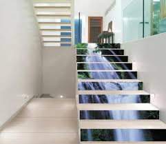stair risers murals u0026 decals u s delivery aj wallpaper