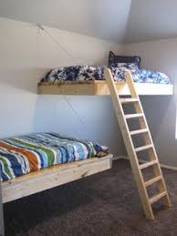 How To Make A Hanging Bed Frame Easiest Hanging Daybed Boy Bedroom Ideas Pinterest Daybeds