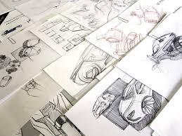 technisches design design sketching semesterergebnisse technisches design