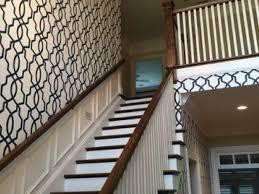 tnwallpaperhanger wallpaper hanging project geometrics hourglass
