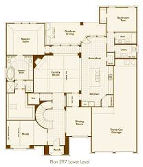 new home plan 297 in prosper tx 75078
