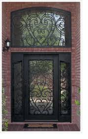 Exterior Doors San Diego Wrought Iron Doors San Diego Wrought Iron Doors Design For