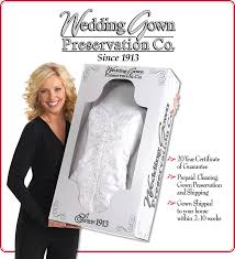 wedding dress cleaners heirlooming your gown