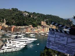 Portofino Italy Map Rock Hudson Drives Through Portofino Hollywood On The Italian