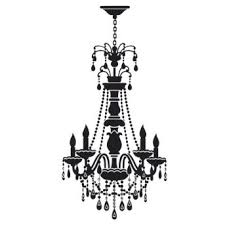 Chandelier Wall Decal Chandelier Wall Decal Hobby Lobby Color The Walls Of Your House