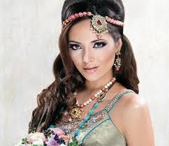 indian wedding hairstyle inspiration simple hairstyle ideas for