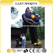 Inflatable Halloween Archway Inflatable Halloween Cat Inflatable Halloween Cat Suppliers And