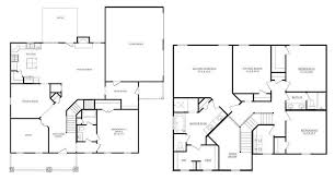 Fieldstone Homes Floor Plans Foxglove Floor Plans Danric Homes