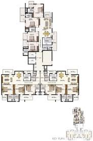 Penthouse Apartment Floor Plans Anant Raj Group