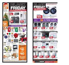 black friday at home depot 2016 home depot black friday flyer nov 17 23 2016