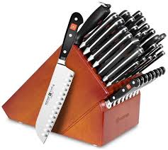 Red Kitchen Knife Block Set by Wusthof Classic 36 Piece Knife Set W Block By Wusthof Knives 8736