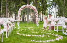 how to at a wedding how to decorate a park for a wedding lovetoknow