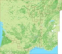Map Southern France by Dkw Southern France Stentec Navigation