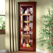Curio Cabinets At Rooms To Go Display Cabinets You U0027ll Love Wayfair