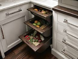 Cabinet Accessories For Custom Kitchen Cabinetry  Bertch Cabinets - Custom kitchen cabinet accessories