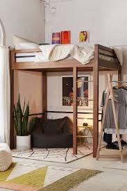 Loft Bed Plans Free Dorm by Best 25 Kid Loft Beds Ideas On Pinterest Kids Kids Loft