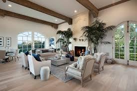 mediterranean style dream estate in montecito with sweeping ocean