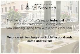 la terrazza restaurant traditionnel 罌 venise restaurant la terrazza venise