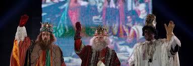 fotos reyes magos cabalgata madrid los reyes magos de la cabalgata de madrid serán actores madrid