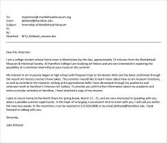 Examples Of Email Cover Letters For Resumes by Email Cover Letter