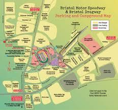 Dodger Stadium Parking Map Bristol Motor Speedway Parking Map My Blog