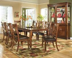 furniture minimalist family house dining room decor and