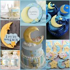 you to the moon and back baby shower ideas from hotref com