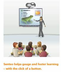 class response system smart launches the senteo interactive response system techfest