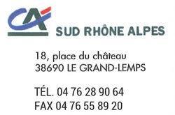 Crédit Agricole André Les Alpes Crédit Agricole Sud Rhône Alpes Lca 38 De Football En