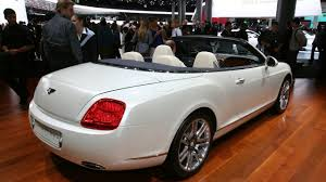 bentley continental 2009 bentley continental gt and gtc series 51 revealed in frankfurt
