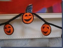 halloween bunting crochet favecrafts com