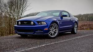 2013 mustang gt blue 2013 ford mustang gt drive review autoweek