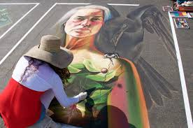 Wildfire Marketing Victoria Bc by Uptown To Host Chalk Art Festival Victoria News