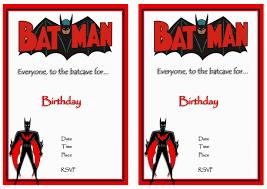 9 awesome batman birthday invitations kitty baby love