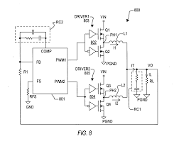 pico systems pwm servo amplifier mechanical drawing of the