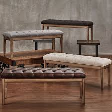 Bedroom Upholstered Benches Best 25 Upholstered Bench Ideas On Pinterest Bed Bench Bench
