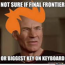 Picard Memes - fry luc picard by terrazzoguy meme center