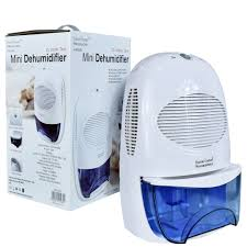 dehumidifier large home 2l air dryer damp moisture free bedroom