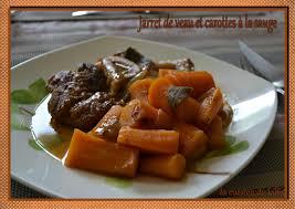 cuisiner un jarret de veau jarret de veau et carottes à la sauge la cuisine de lilly