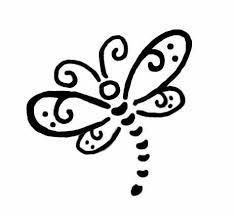 dragonfly tattoo design patterns