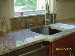 Kitchen Sink Backsplash Download Backsplash Behind Sink Buybrinkhomes Com