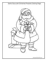 large santa claus template christmas pinterest santa