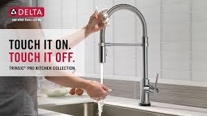 Touch Technology Kitchen Faucet Kitchen Faucets With Touch Technology Kitchen Pinterest