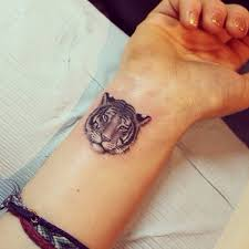 tiger forearm on tattoochief com tattoos