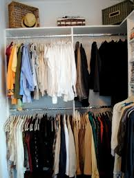 organize small walk in closet ideas home design ideas